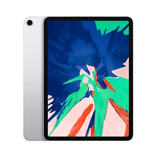 Apple iPad Pro 11 (2018 3 Generation) WiFi 64GB Silver EU (MTXN2FD/A)